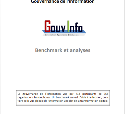 GouvInfo LB Benchmark Observatoire 2015