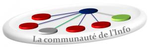 Logo communauté de l'info (transparent)